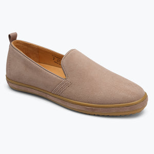 Sutton Slip On - Stone Grey