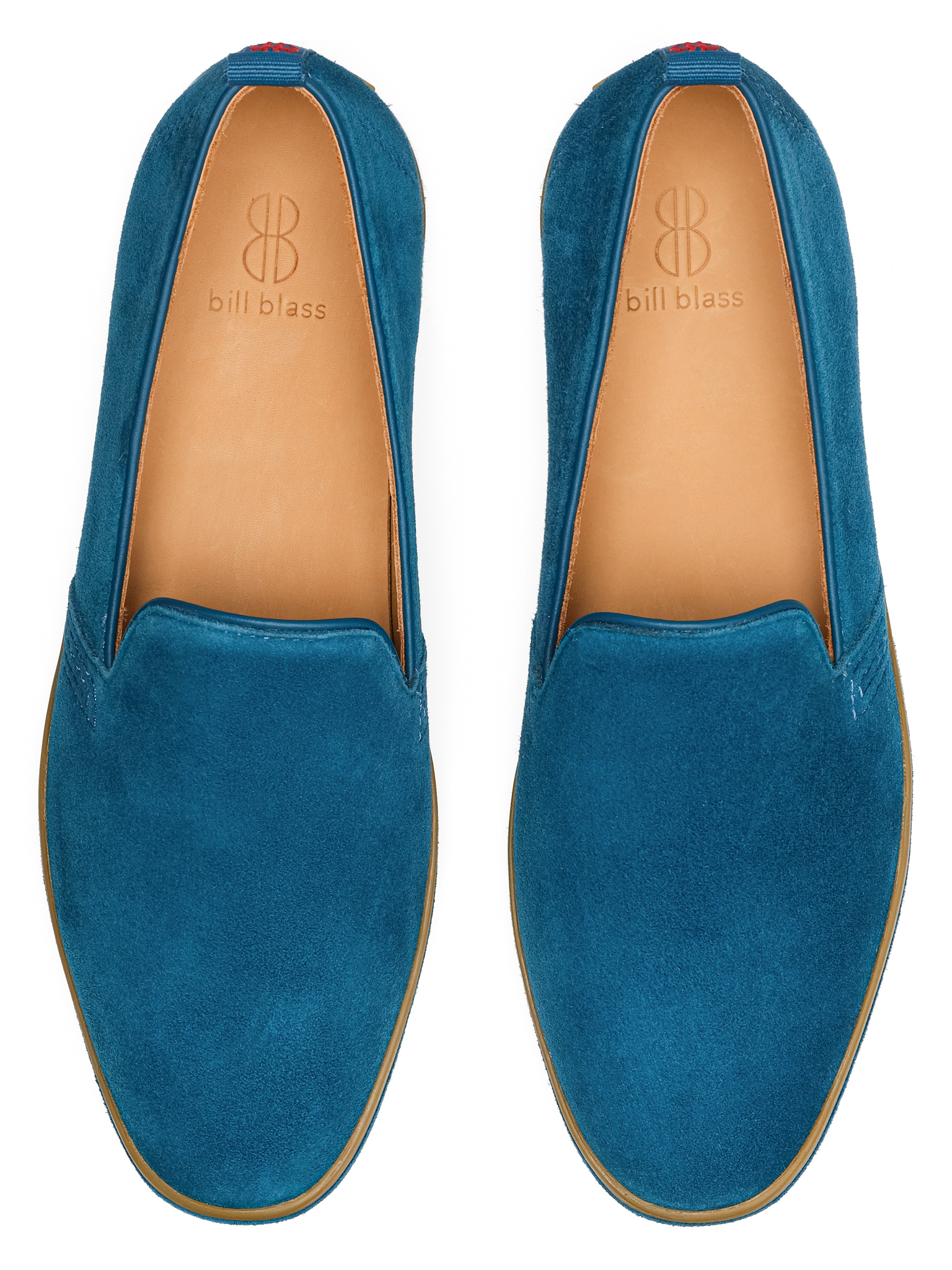 Sutton Slip On - Teal
