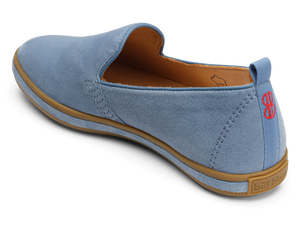 Sutton Slip On - Lagoon Blue
