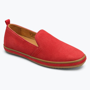 Sutton Slip On - Red