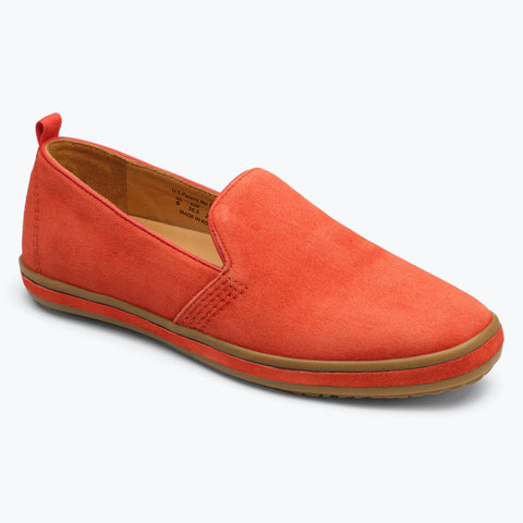 Sutton Slip On Sneaker - Cherry Tomato