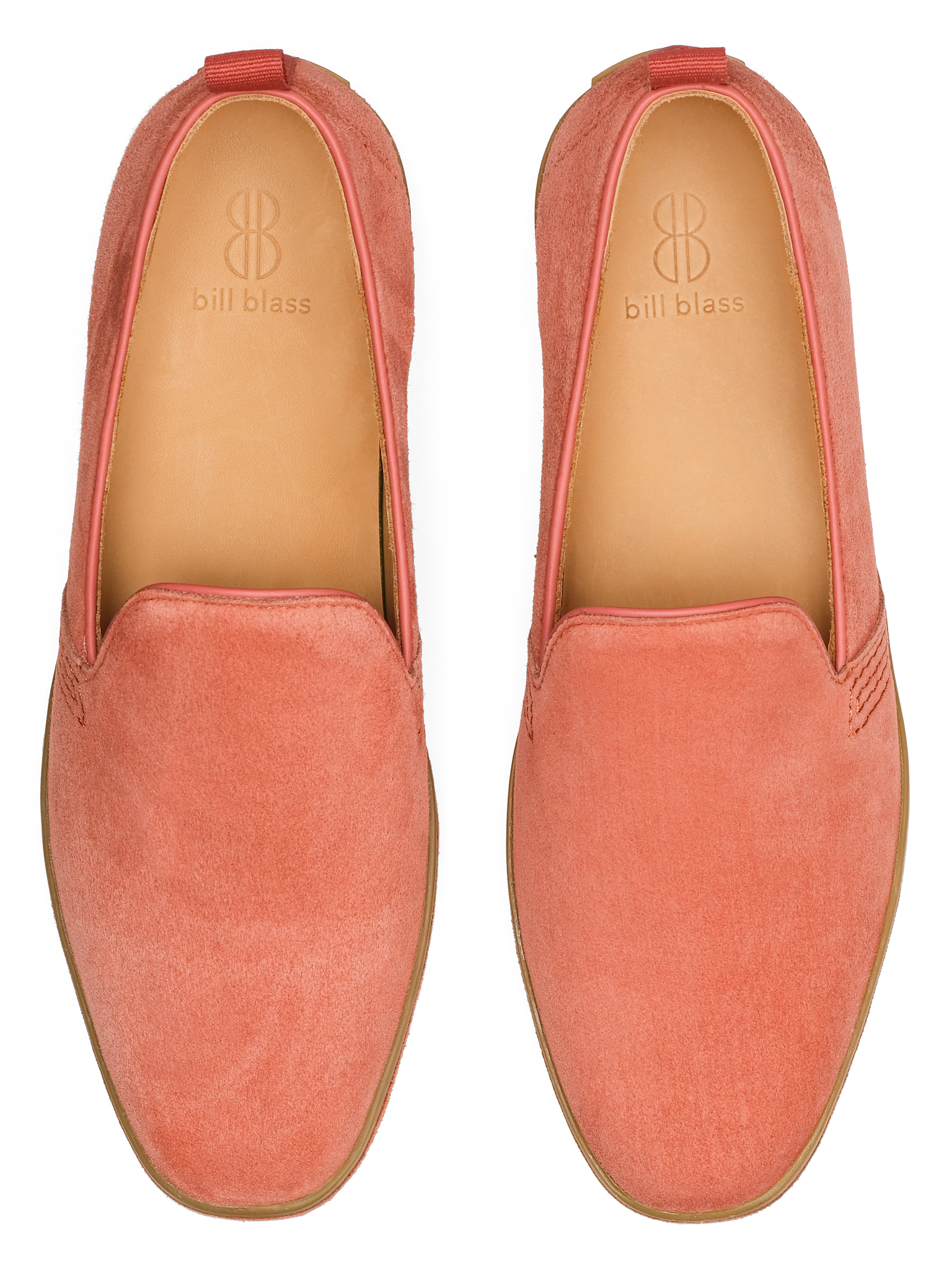 Sutton Slip On - Camellia Pink