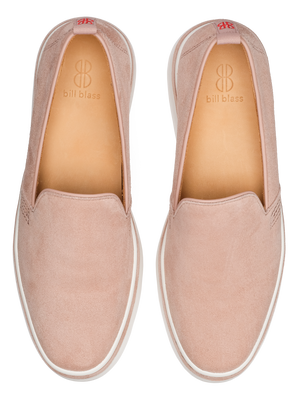 Sutton Sneaker - Wood Rose