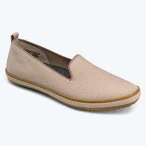Sutton Knit Slip On - Oatmeal