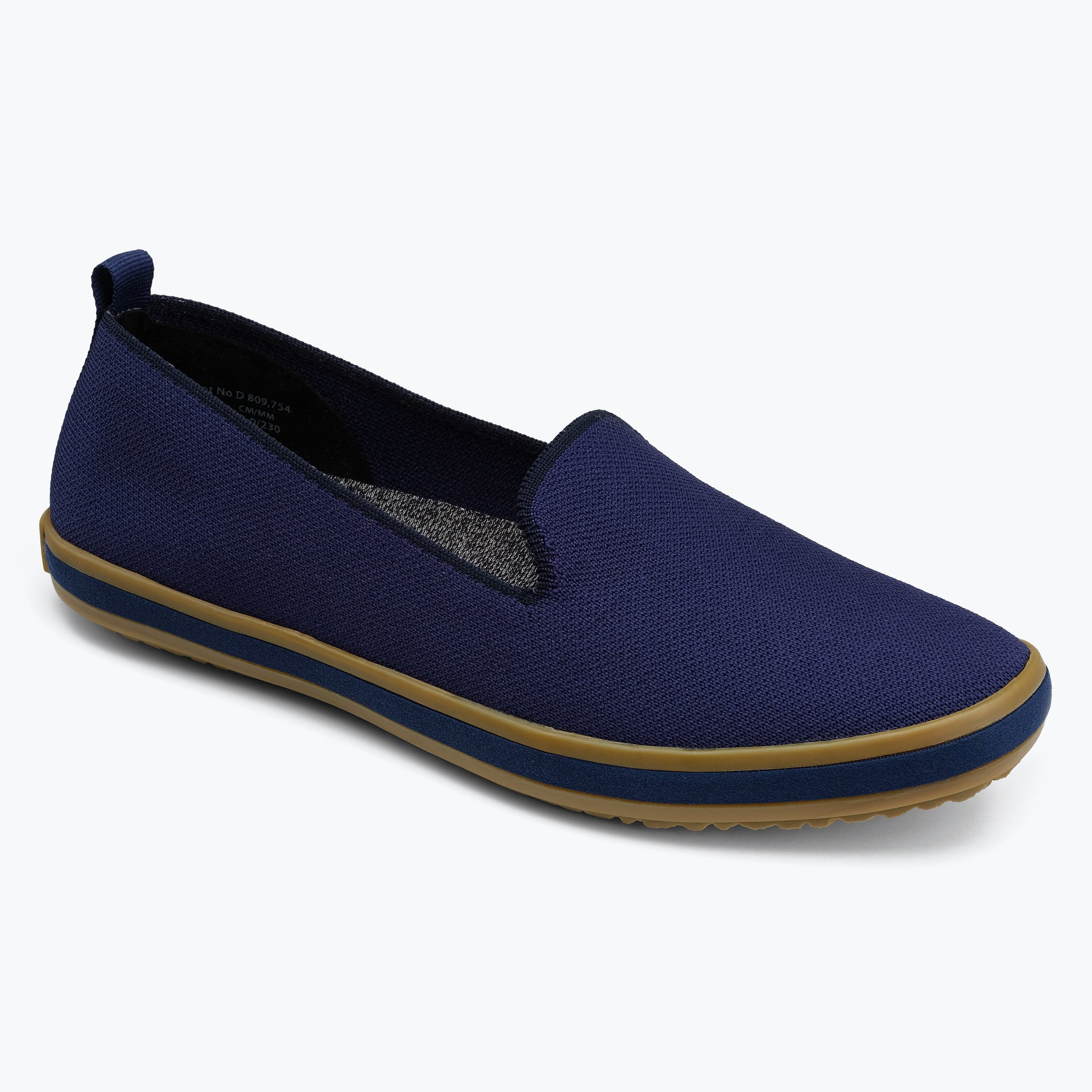 Sutton Knit Slip On - Navy