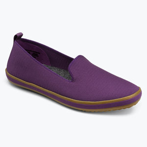 Sutton Knit Slip On - Purple Heart