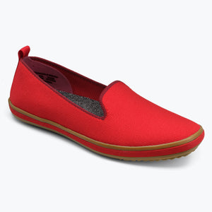 Sutton Knit Slip On - Cherry Tomato