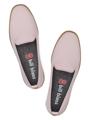 Sutton Knit Slip On - Wood Rose