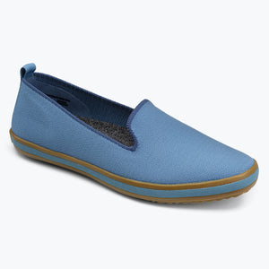 Sutton Knit Slip On - Niagara Blue