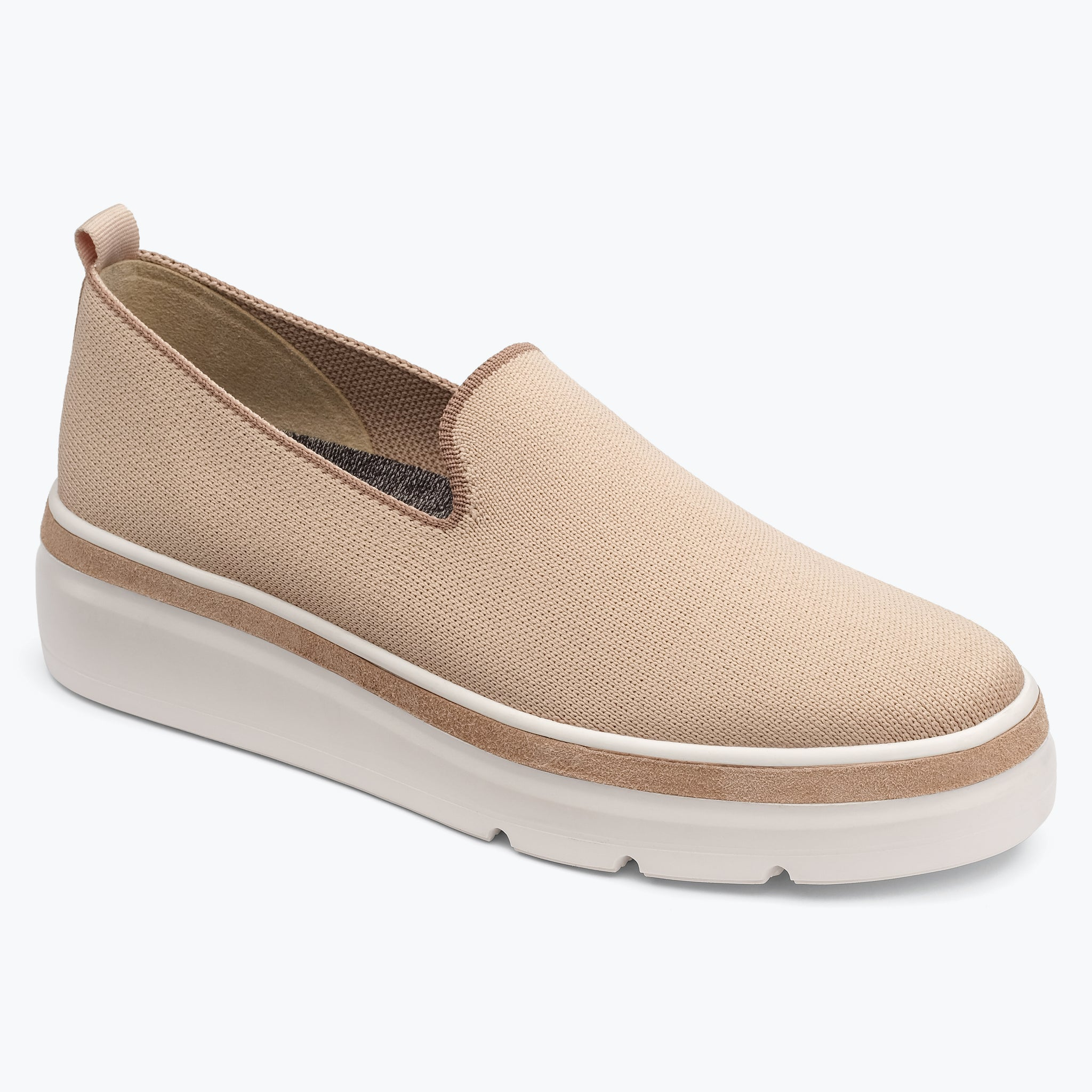 Sutton Knit Sneaker - Oatmeal