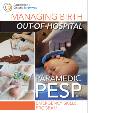 Manual: Paramedic Emergency Skills Program
