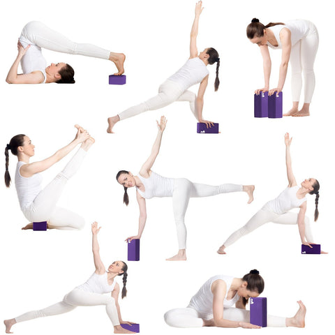 All About Yoga Blocks