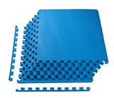 BalanceFrom Puzzle Exercise Mat with EVA Foam Interlocking Tiles