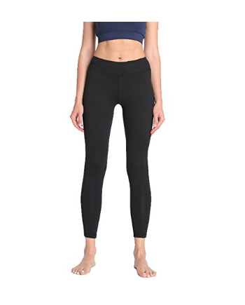 Yoga Pants, FEIVO Women's Power Flex Yoga Pants Tummy Control Workout Yoga Capris Pants Leggings