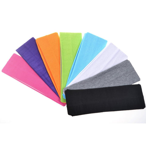 COSMOS Stretchy Yoga Sport Headband