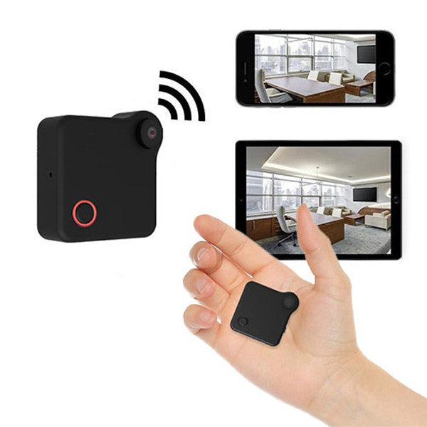 Mini Wireless Hidden Camera