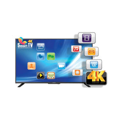"""FJ-494K - SMART TV UHD 4K  49"