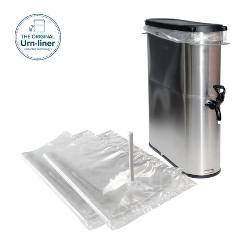 Liquibox 4 Gallon Iced Tea & Coffee Urn-liners
