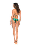 Ruffled Bikini Set - Sharks