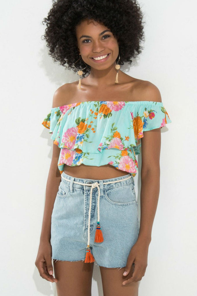 Florestre Crop Top