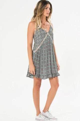 Elegant Beach Tunic - Blue Ocean