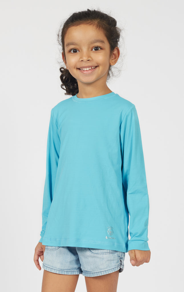 ANTI-INSECT UPF50+ Kids Top
