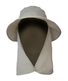 UPF50+ Legionário Hat with neck protection - Adults