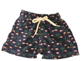Printed Elephant Shorts - KIDS