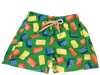 Daddy & Me Collection: Printed Lego Shorts - KIDS