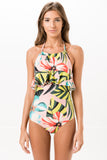 Laura Rose One Piece Swimsuit
