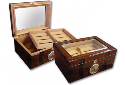 The Ambassador Humidor