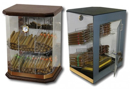 The Franklin Wood Humidor