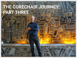 The CoreChair Development Journey Part 3: Final Design and Manufacturing