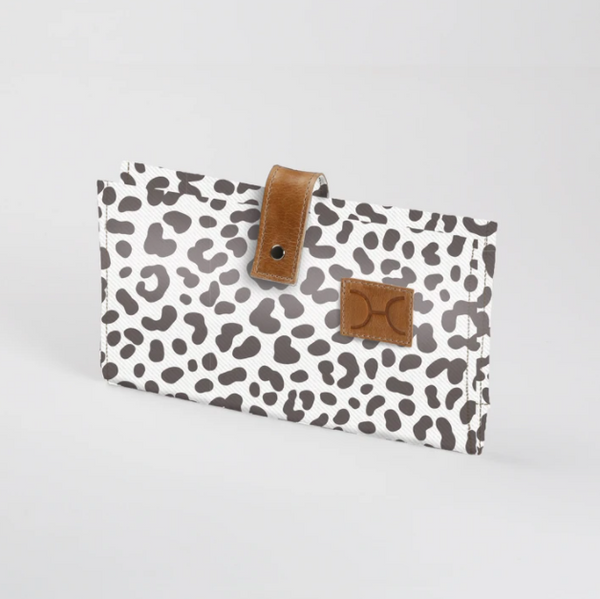 Cheetah Nappy Wallet  (view all options)