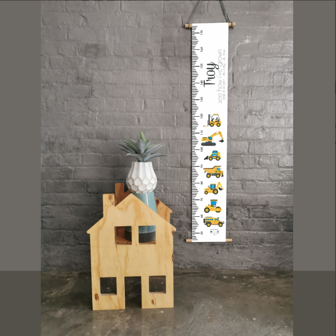 Construction Personalised Growth Chart