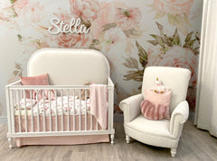 Nursery Furniture - Liley and Luca