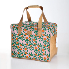 Its all peachy Large Weekender (view all options)