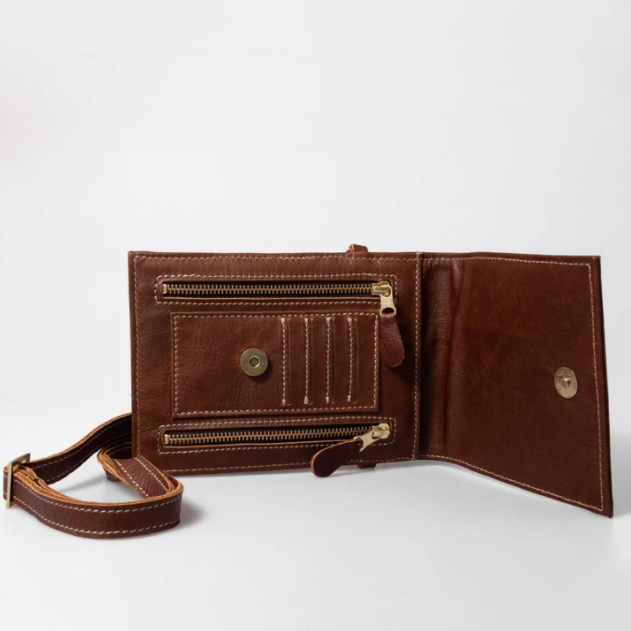 Urban Leather Cellphone Sling (view all options)