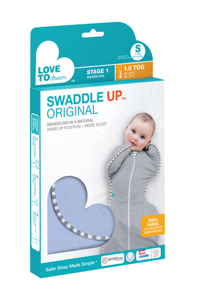 Swaddle UP - Liley and Luca
