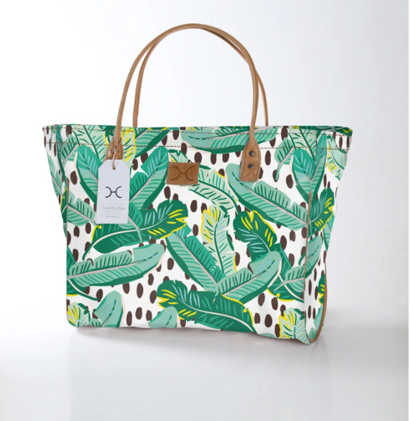 Spot the Leaf Utility Shopper Bag (view all options)