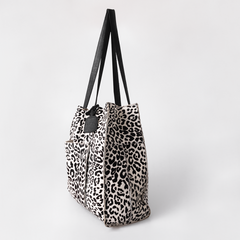 Wild Animal Print Tote Bag (view all options)