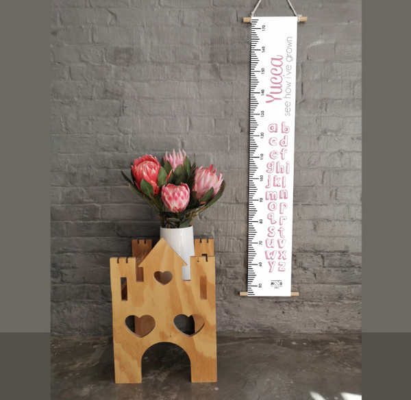ABC Personalised Growth Chart