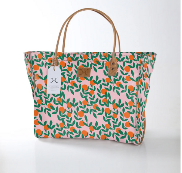 Its all peachy Utility Shopper Bag (view all options)