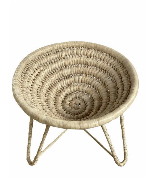 Handwoven Mozambique children's chair