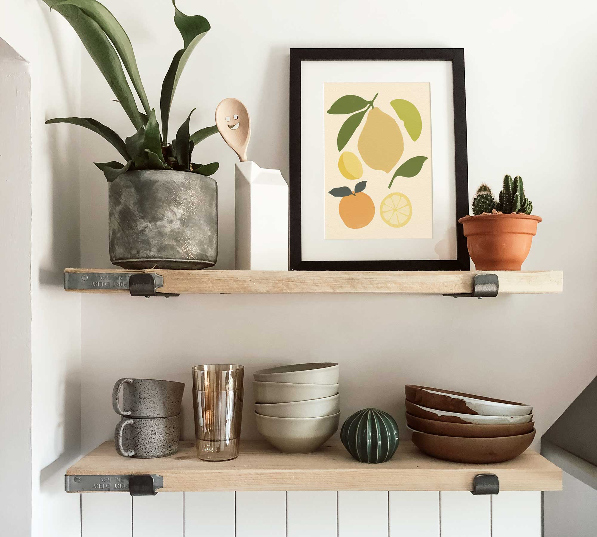 Fabulous Fruit Kitchen Wall Art Prints
