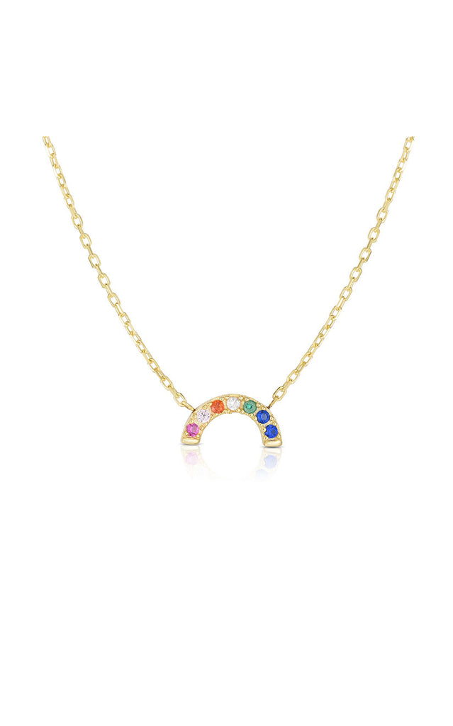Bailey Rainbow Necklace