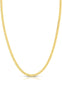 Cuban Link Chain Necklace - Sphera Milano