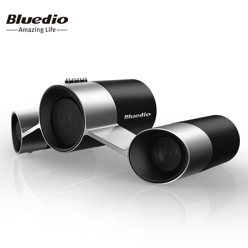 Bluedio US (UFO) Wireless Bluetooth Speaker System with Mic & 3D Sound