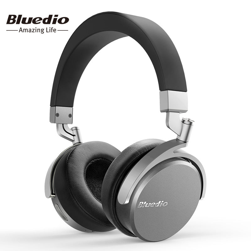 Bluedio Vinyl Premium Wireless Bluetooth Headphones with Dual 180 Degree Rotation Design