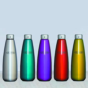 Atlasware Stainless Steel Fridge Bottle 1000 ML (Assorted) Pick Any Color